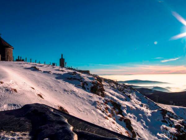 Widok ze Śnieżki by:@borowyphoto