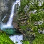Wodospad Savica by: @efka_chlebus