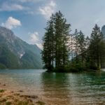 Lago del Predil by:@thehajdi