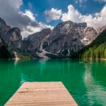 Lago di Braies by:@thehajdi