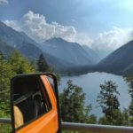 Lago del Predil by:@efka_chlebus